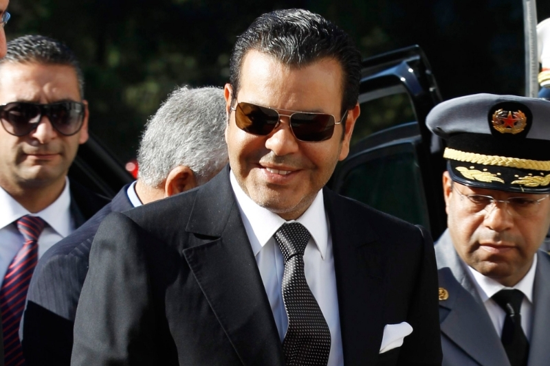 The Prince Moulay Rachid.