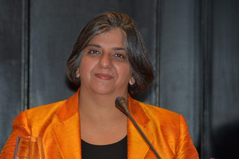 Geeta Pasi, the new US ambassador to Ethiopia.