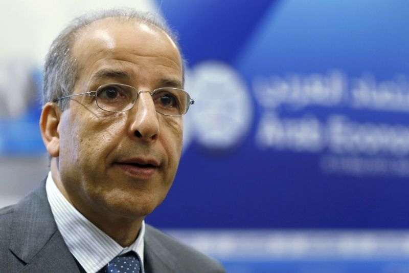 Central Bank of Libya Governor Al Seddik Omar Al Kabir.
