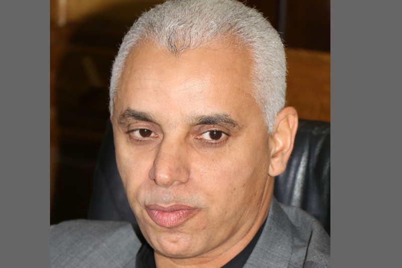 Khalid Aït Taleb, Minister of Health since September 2019.