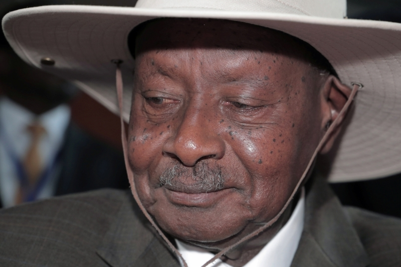 The Ugandan president Yoweri Museveni needs to secure a final investment decision before the election of March 2021.