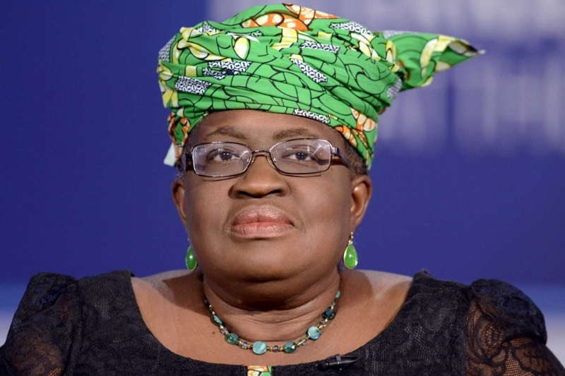 Nigeria's candidate for the post of World Trade Organization director-general, Ngozi Okonjo-Iweala.