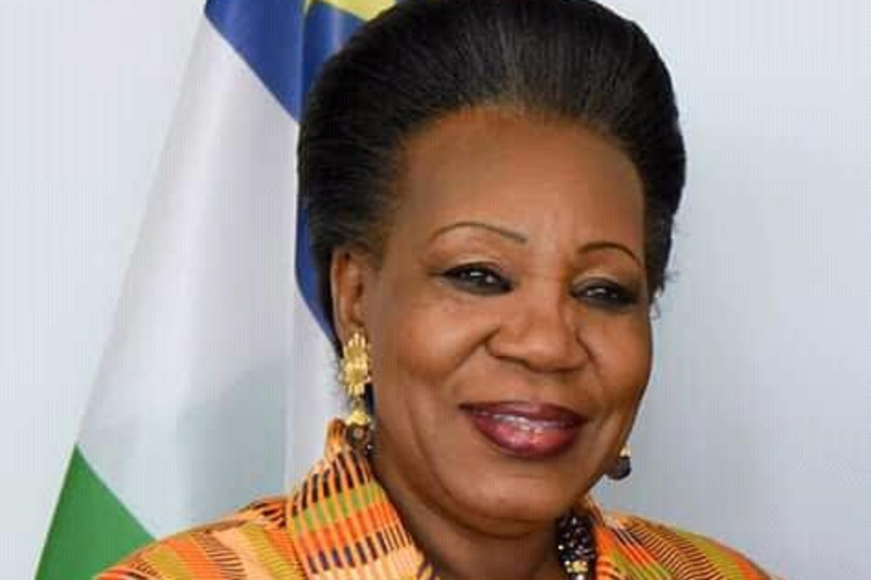 Catherine Samba-Panza is planning to officially announce her bid in late August.
