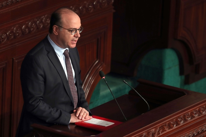 The Prime Minister Elyès Fakhfakh was removed from office on July 15.