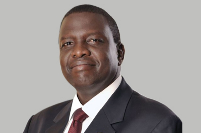 Julius Kipngetich, CEO of Jubilee Holdings.