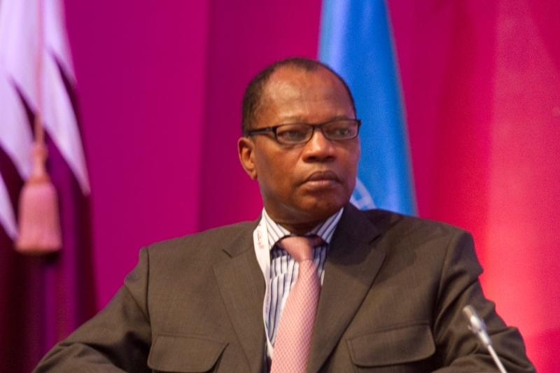 Ghanaian diplomat Mohamed Ibn Chambas, head the UN Office for West Africa and the Sahel, UNOWAS.