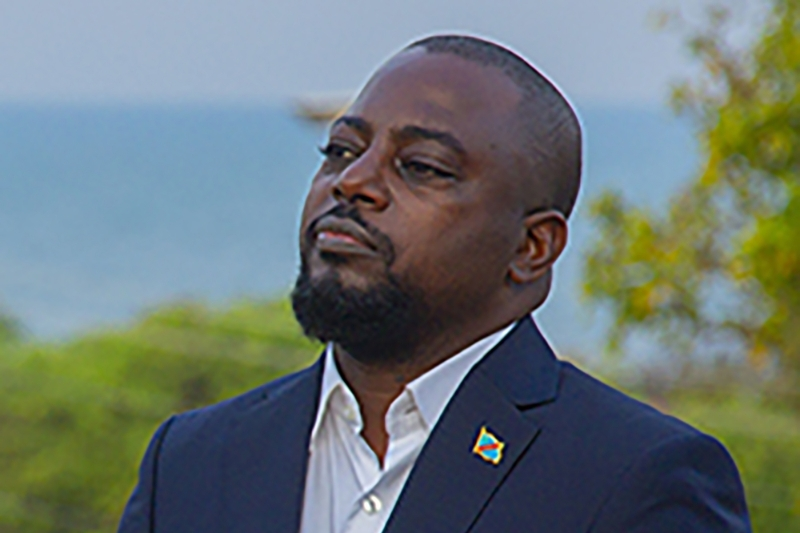 Zoé Kabila, governor of the Congolese province of Tanganyika.
