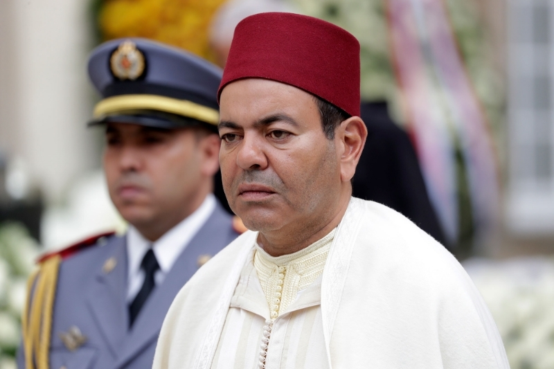 Prince Moulay Rachid, Mohammed VI's brother.