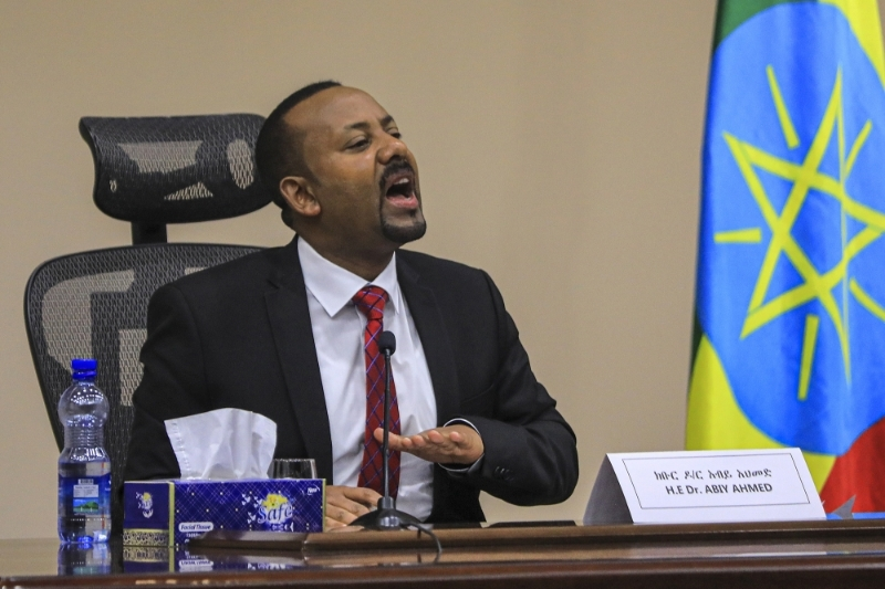 Ethiopian Prime Minister Abiy Ahmed Ali, during a question-and-answer session to the government, 30 November.
